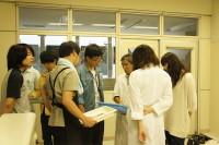 都立工芸高校写真部ワークショップ2015
