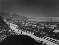 百々俊二写真展「日本海」(銀座ニコンサロン)