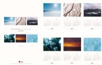 みちのく応援団 / チャリティーカレンダープロジェクト2019「光の様式」